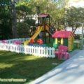 Family Hotel - L'area giochi