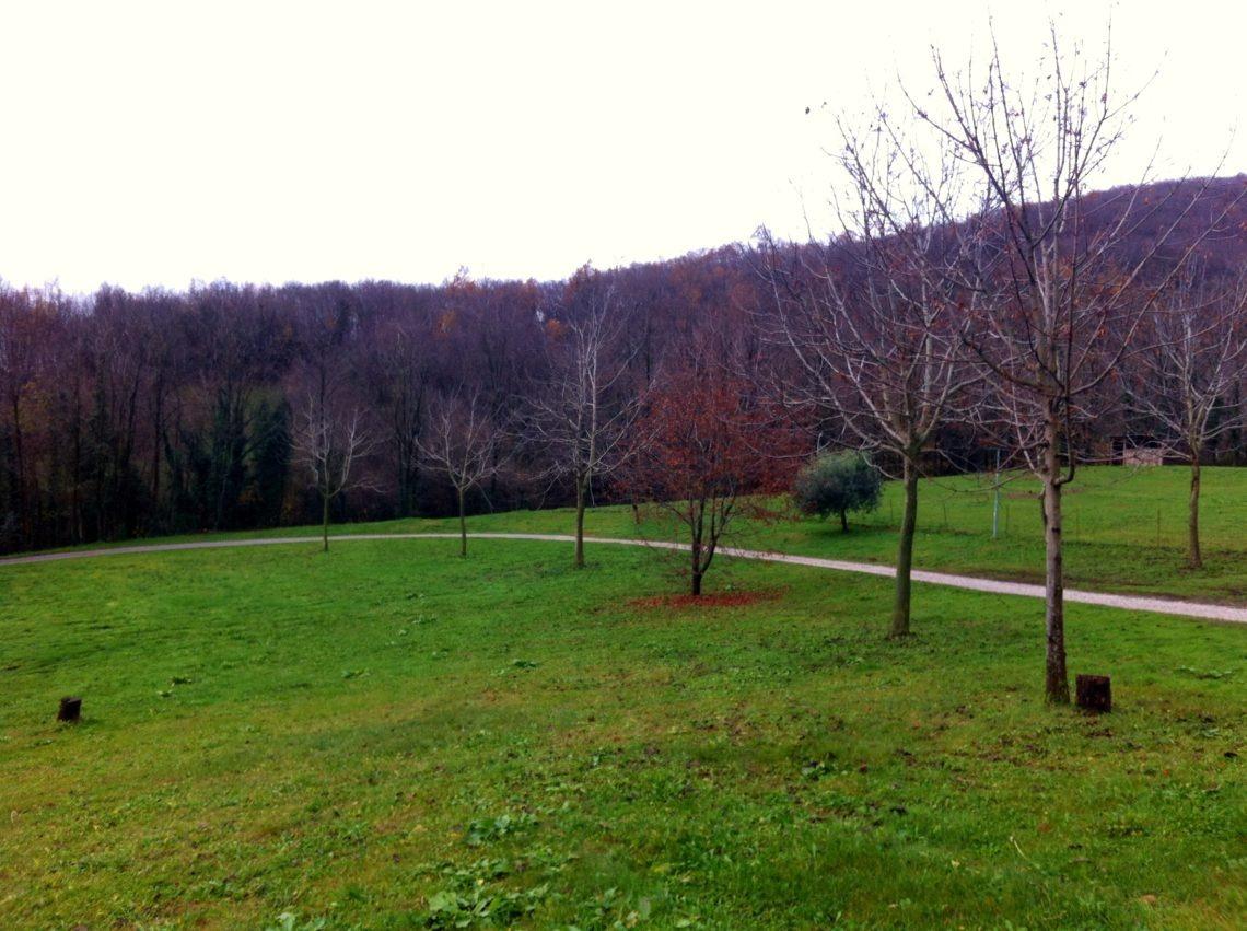 Montegrappa Outdoor Park - I percorsi nel verde