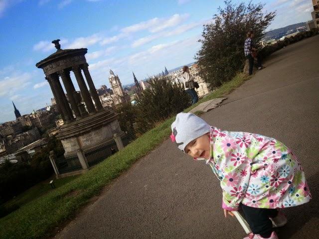 Edimburgo con i bambni - CantonHill - Credits Filo
