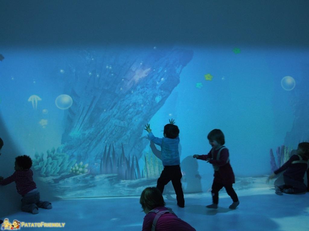 [cml_media_alt id='4798']I bambini intenti ad esplorare le profondità marine al Muse[/cml_media_alt]