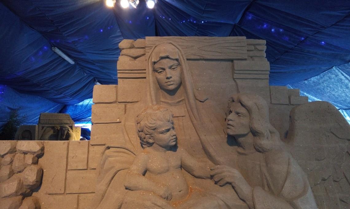[cml_media_alt id='4761']Il presepe di sabbia di Marina di Ravenna[/cml_media_alt]