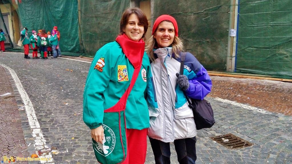 [cml_media_alt id='5277']Il Carnevale di Ivrea - Giulia (Mammavvocato), in tenuta Tuchina DOC e Francesca[/cml_media_alt]