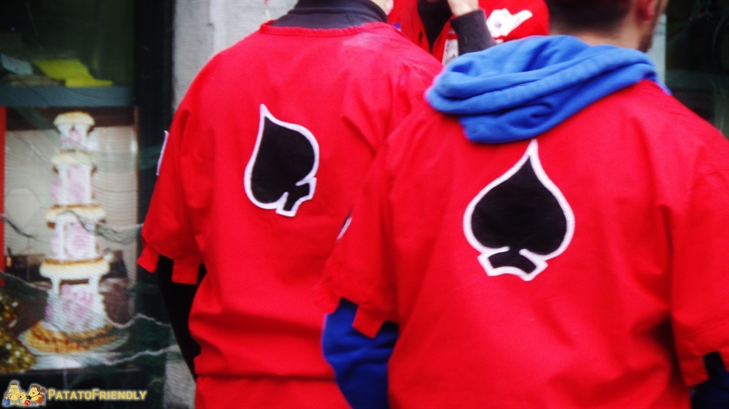 [cml_media_alt id='5279']Il Carnevale di Ivrea - Gli Aranceri dei Picche, il gruppo più antico[/cml_media_alt]