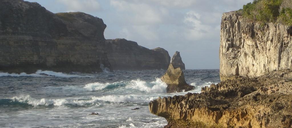 La Porte d'Enfer - Guadeloupe Caraibi Francesi