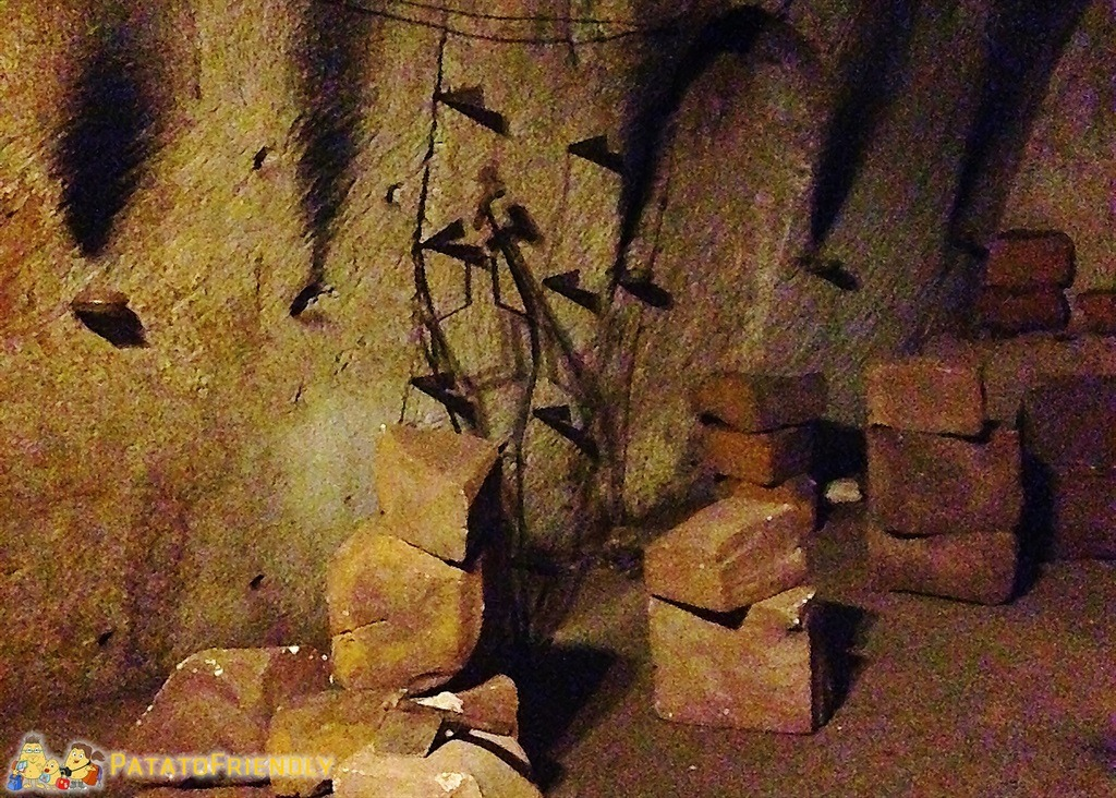 [cml_media_alt id='5220']Napoli sotterranea - L'area dove veniva estratta la pietra tufacea[/cml_media_alt]