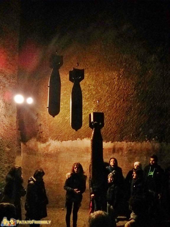 [cml_media_alt id='5222']Napoli sotterranea - Le grotte utilizzate come rifugio antibombe[/cml_media_alt]