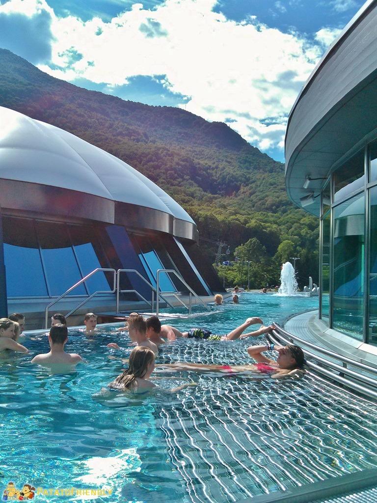 Piscine All Aperto Piemonte le terme in svizzera: splash and spa