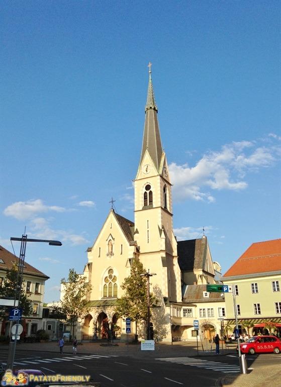 [cml_media_alt id='5099']Villach e le Terme - La chiesa di St. Nikolaj[/cml_media_alt]