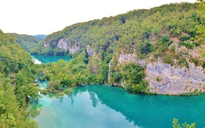 La Croazia con i bambini - In Laghi di Plitvice