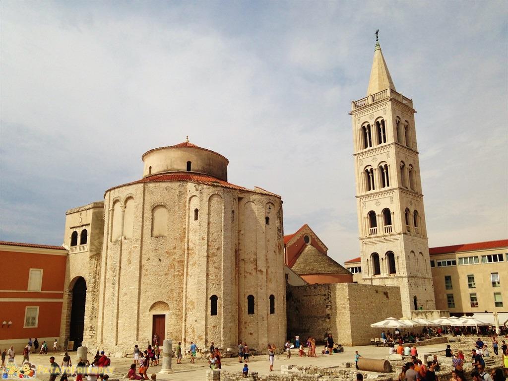 [cml_media_alt id='5305']La capitale della Dalmazia - Zara - La Chiesa di San Donato[/cml_media_alt]