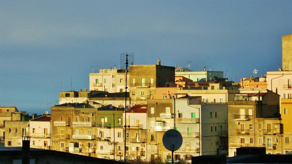 Vico del Gargano - Panorama sulle abitazioni
