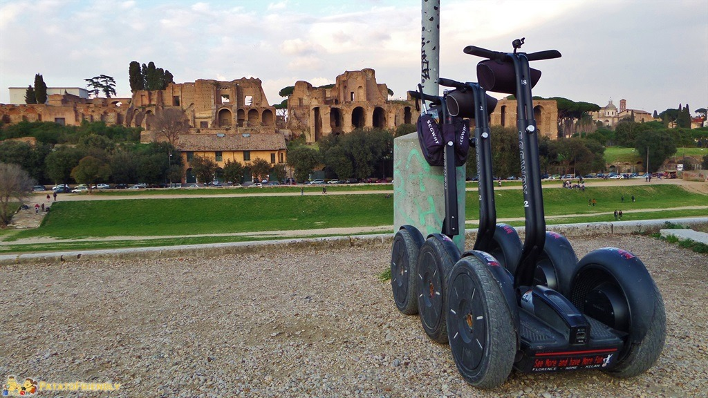 segway tours of Rome