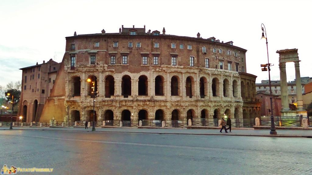 [cml_media_alt id='5479']Visitare Roma in un giorno - Il Teatro di Marcello[/cml_media_alt]