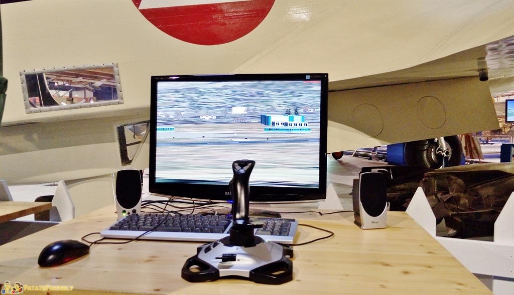 [cml_media_alt id='5031']Il Museo Caproni: uno dei simulatori di volo[/cml_media_alt]