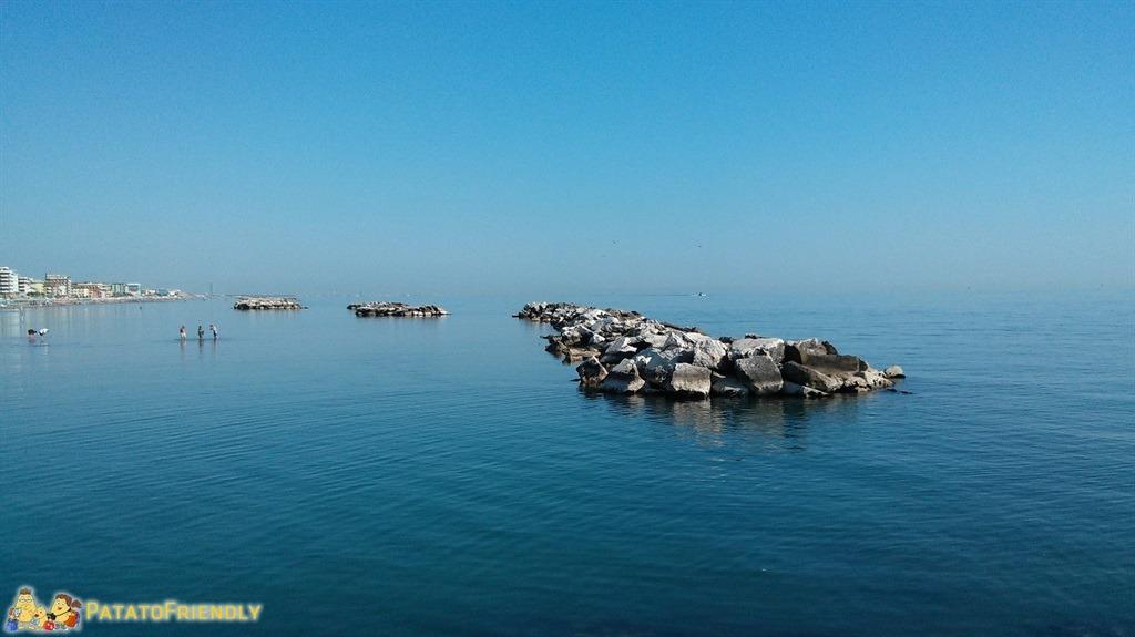 Bellaria Igea Marina - Gli scogli