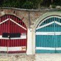 I Portoni colorati del Passetto di Ancona