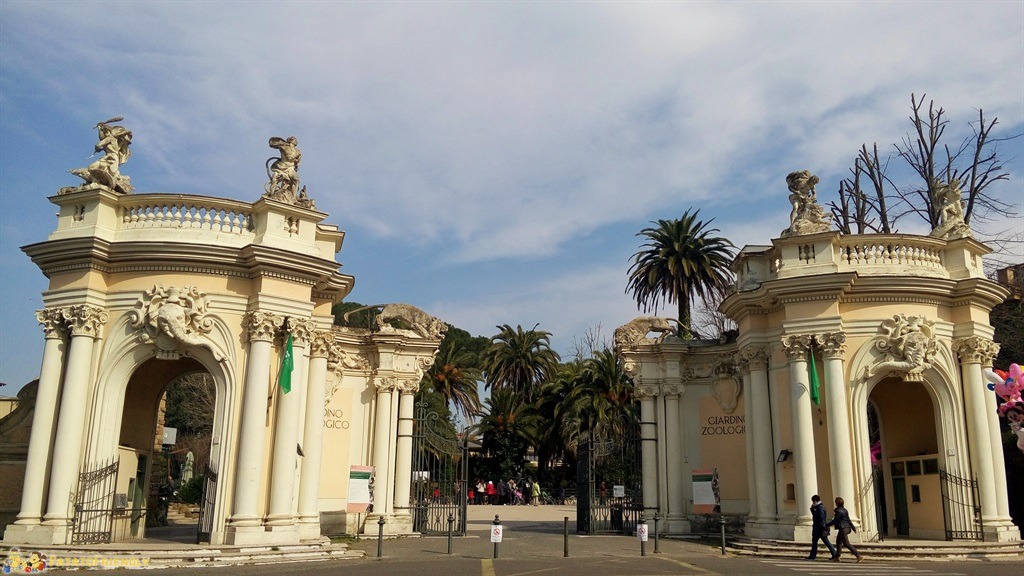 [cml_media_alt id='5486']Il Bioparco di Roma nel parco di Villa Borghese - L'ingresso monumentale[/cml_media_alt]