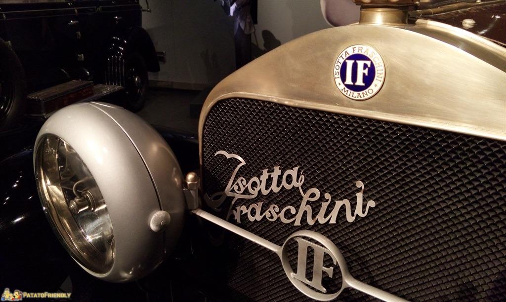 [cml_media_alt id='5460']Il Mauto, il Museo dell'Automobile di Torino - Anni 30 con l'elegantissima Isotta Fraschini[/cml_media_alt]
