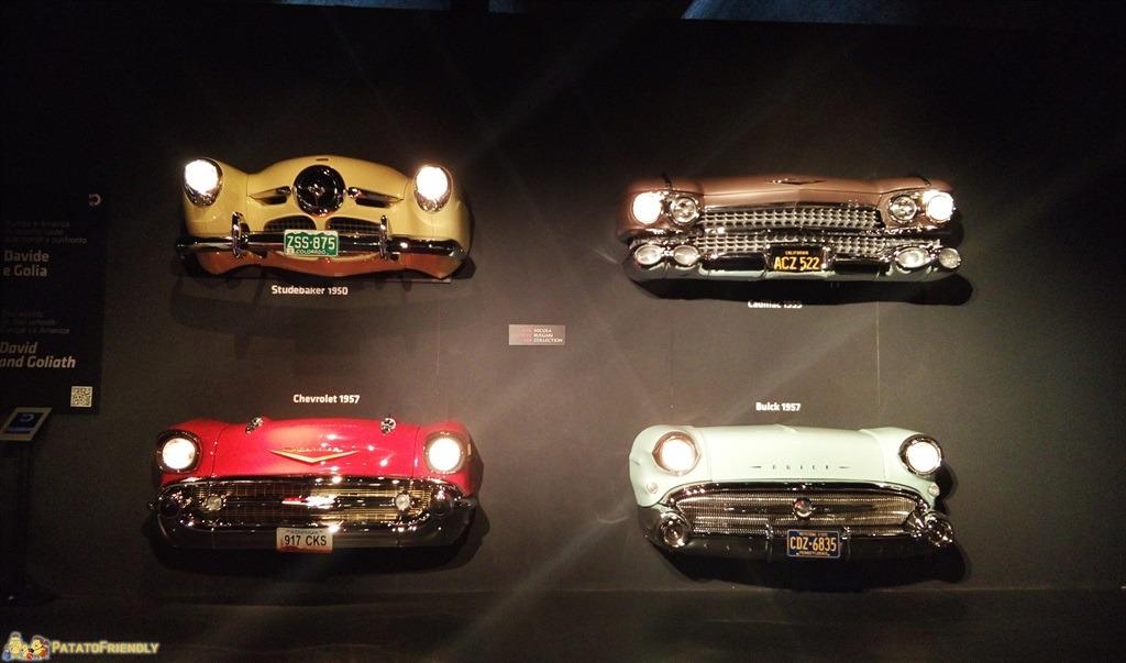 [cml_media_alt id='5463']Il Mauto, il Museo dell'Automobile di Torino - Il sogno americano anni 70[/cml_media_alt]
