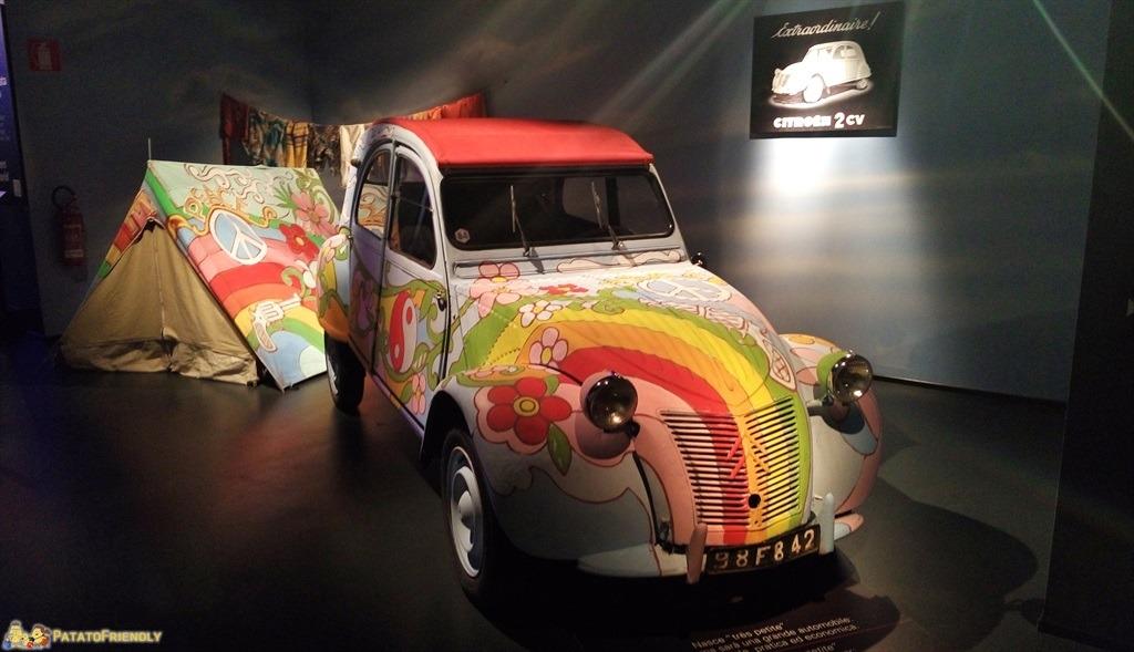 [cml_media_alt id='5468']Il Mauto, il Museo dell'Automobile di Torino - L'eccentrica 2 cavalli, simbolo di un'era[/cml_media_alt]