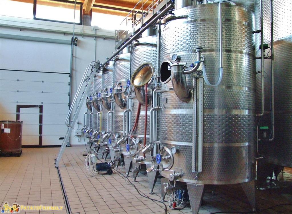 [cml_media_alt id='5246']La strada dei Vini in Veneto - Le cisterne di fermentazione[/cml_media_alt]