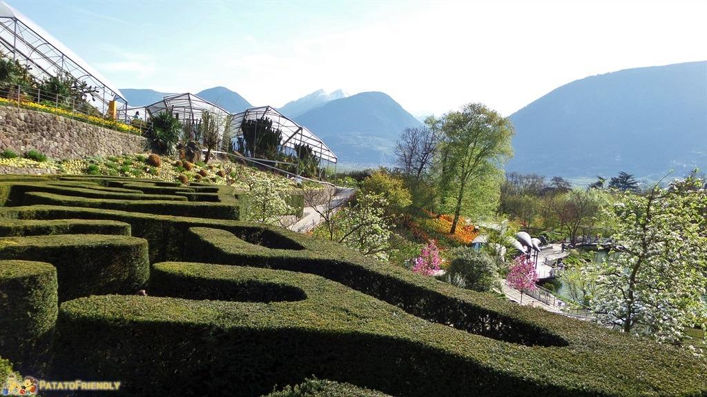 [cml_media_alt id='5725']Castel Trauttmansdorff a Merano - Il piccolo labirinto[/cml_media_alt]