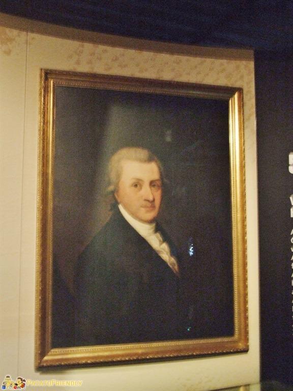 Il Ritratto di Arthur Guinness, il birraio che creò la Guinness nel 1759