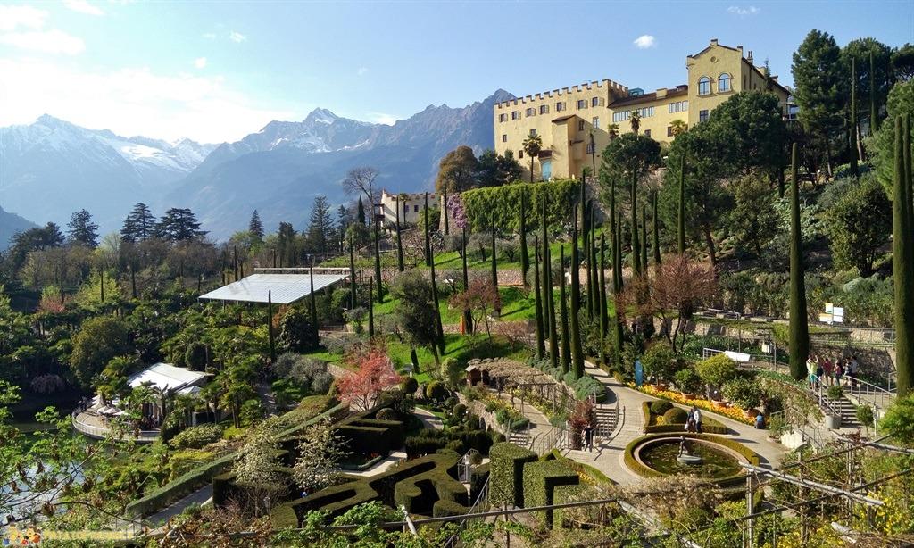Merano e dintorni - I giardini di Castel Trauttmansdorff