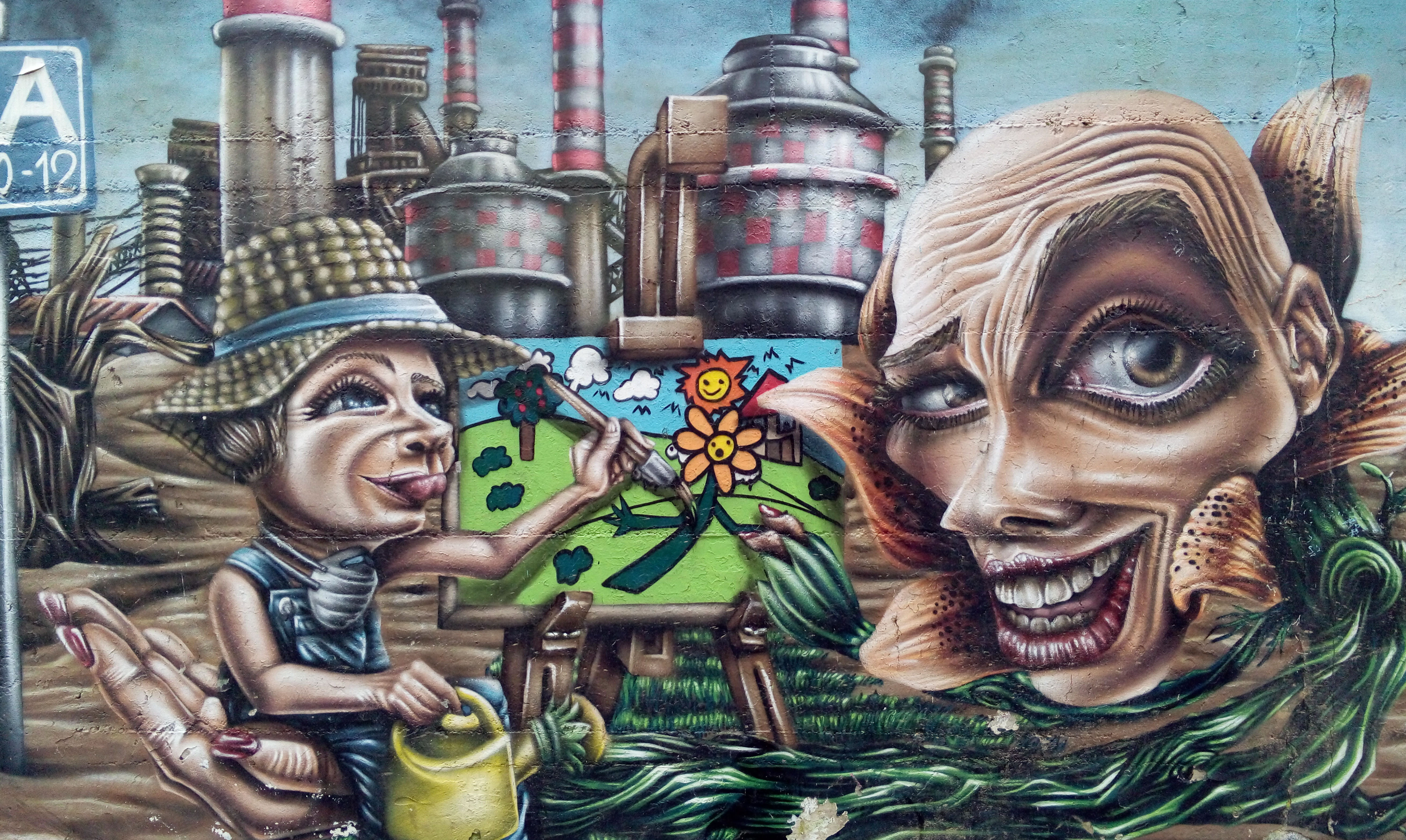Cosa vedere a Milano: Street Art nel Quartiere Isola