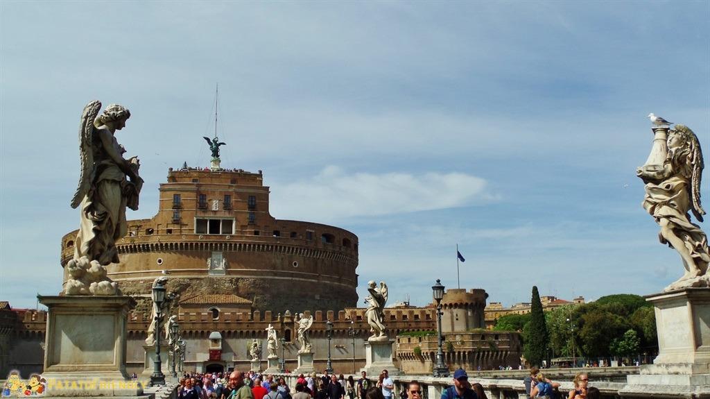Roma per i bambini - Castel Sant'Angelo