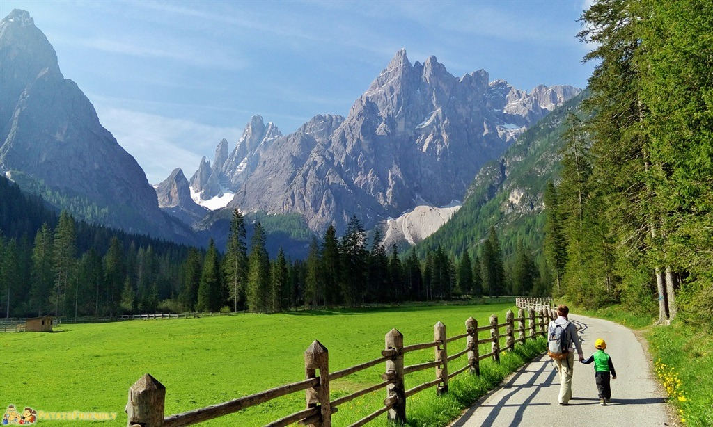 Alta Val Pusteria - Pronti per l esplorazione della Val Fiscalina