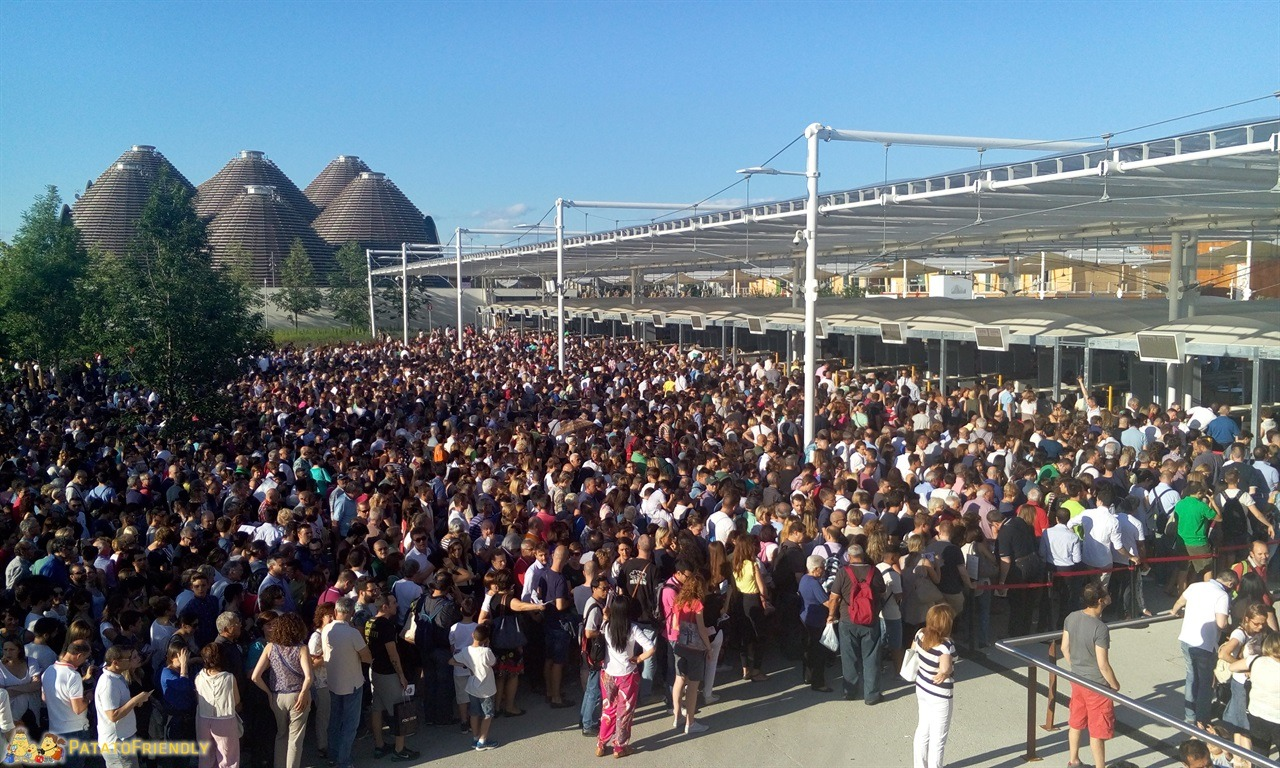 Come fare per visitare expo milano come blogger for Esposizione universale expo milano 2015