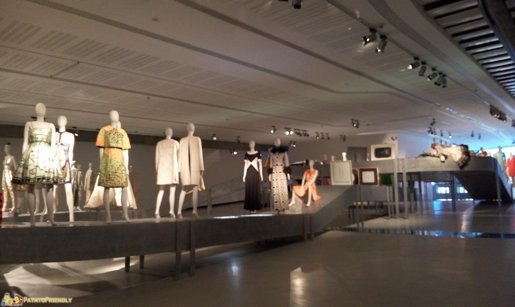 Il MAXXI di Roma - La mostra temporanea dedicata alla Haute Couture