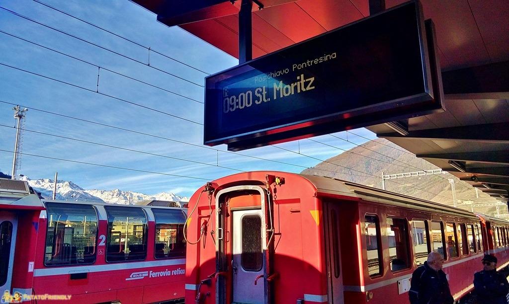 [cml_media_alt id='5575']Il trenino del Bernina - Il treno per St Moritz alla stazione di Tirano[/cml_media_alt]