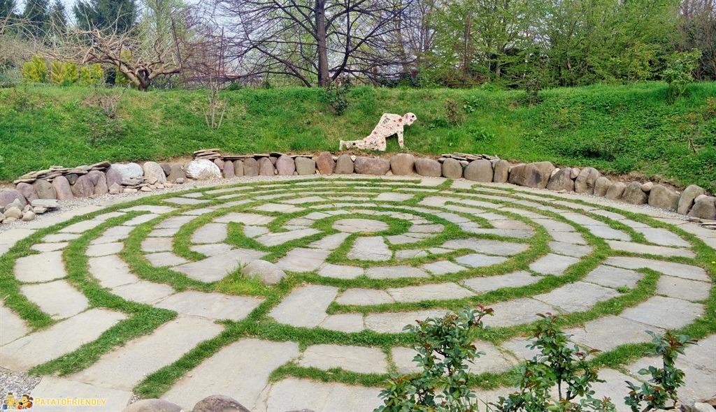 Merano - Il giardino Labirinto di Cermes