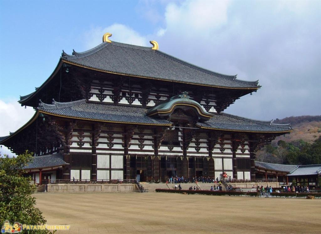 Nara - Uno dei Templi della città