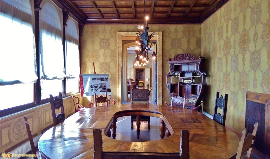 [cml_media_alt id='5125']Villa Monastero a Varenna - Gli interni sfarzosi della villa[/cml_media_alt]