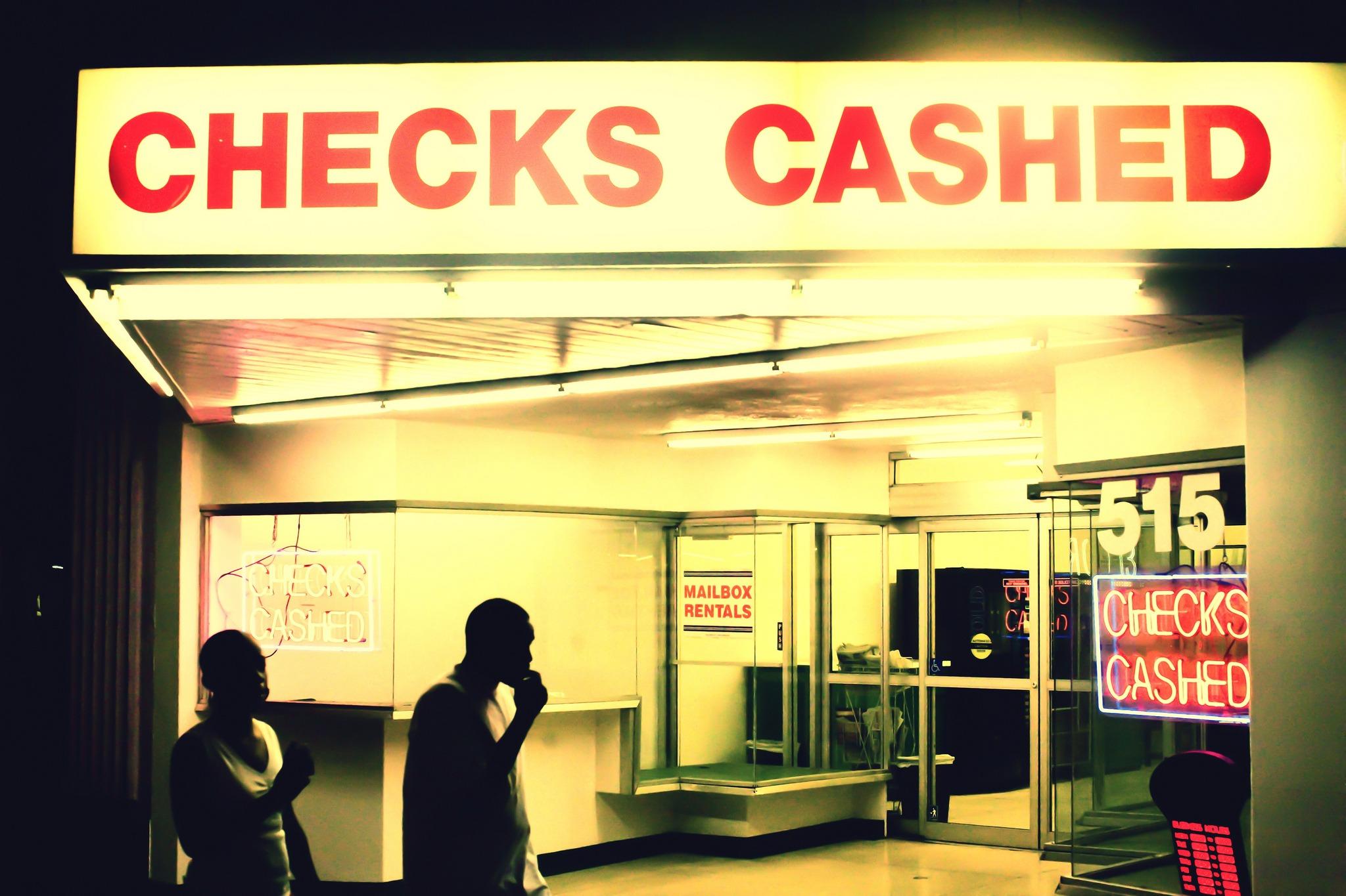 dove cambiare i soldi Credits Thomas Hawk