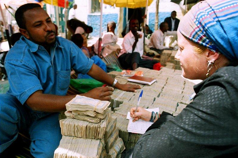 dove cambiare i soldi - Credits tristam sparks