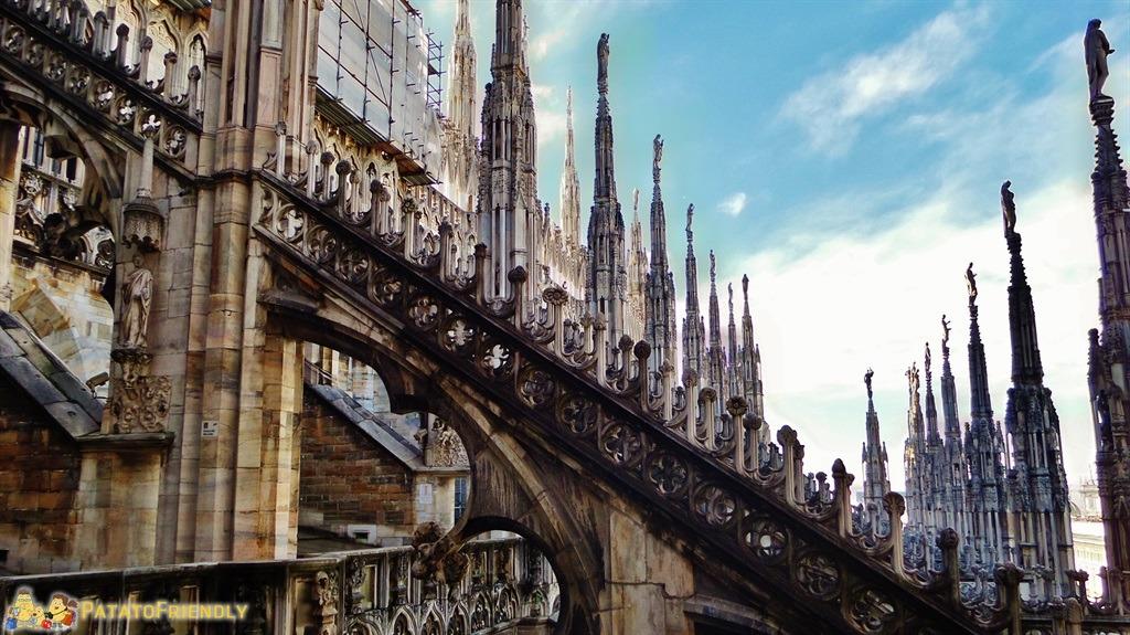 [cml_media_alt id='5363']Salire sul Duomo di Milano - Particolari delle raffinate guglie del Duomo[/cml_media_alt]