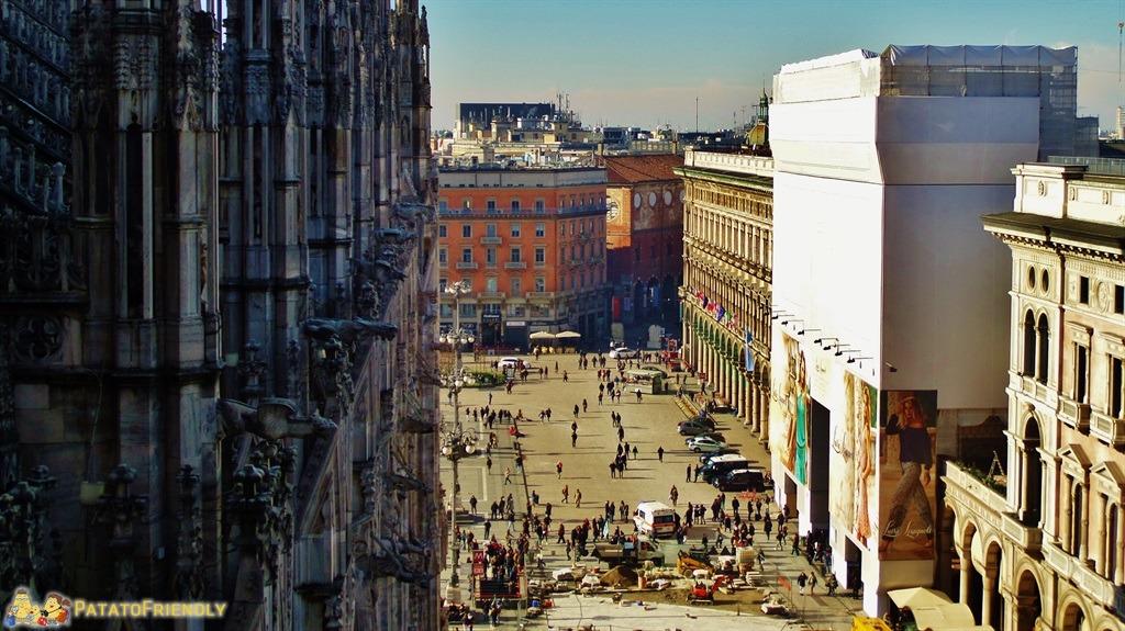 [cml_media_alt id='5364']Salire sul Duomo di Milano - Vista su Piazza Duomo[/cml_media_alt]