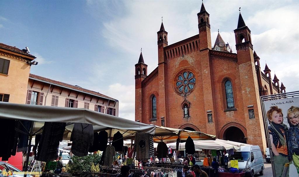 Cosa vedere a Alba - Il Duomo