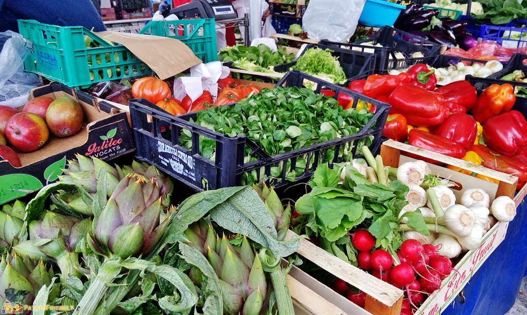 [cml_media_alt id='5557']Cosa vedere a Alba - Le verdure proposte dai contadini al Mercato Ortofrutticolo[/cml_media_alt]