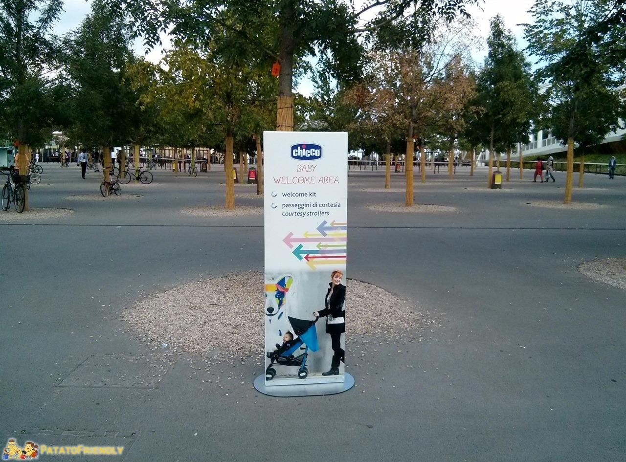 Expo Stand Bambini : Expo con un bimbo piccolo consigli per coi bambini