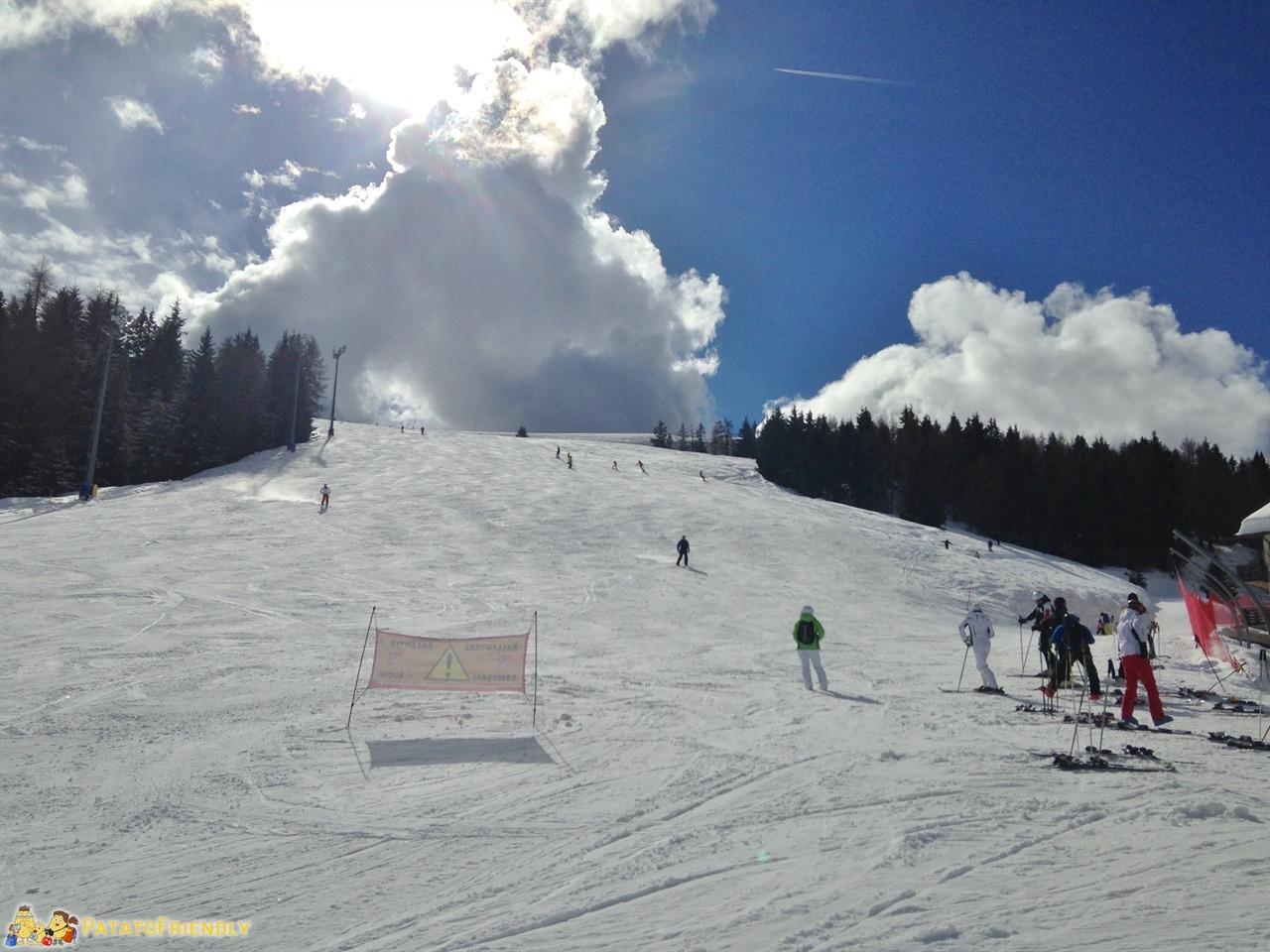 Monte Pora - Le piste da sci