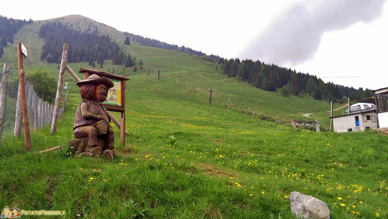 Monte Pora - Le piste da sci d'estate