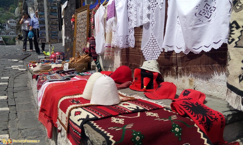 Viaggio in Albania - Artigianato locale