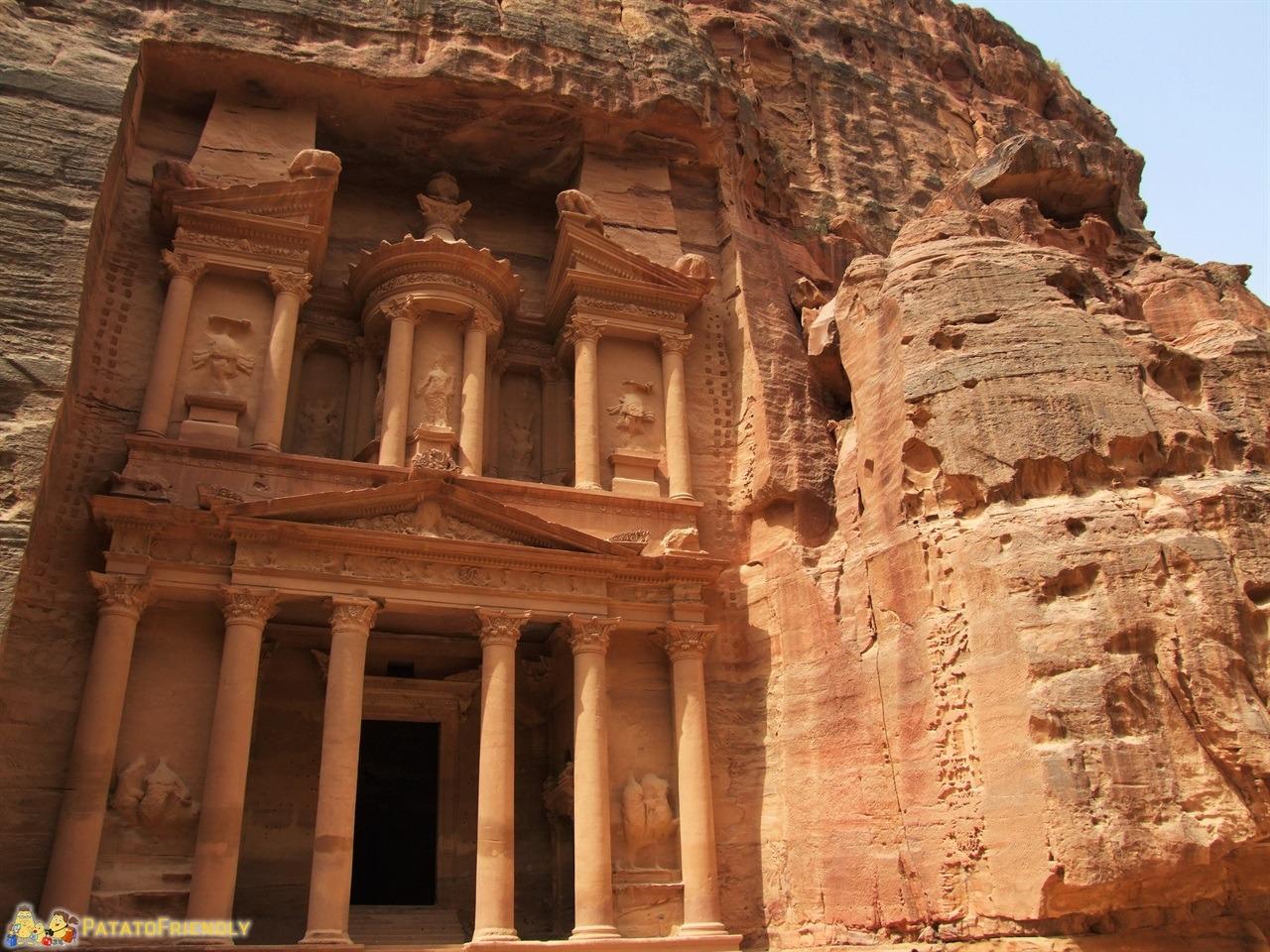 Petra e il suo Tesoro