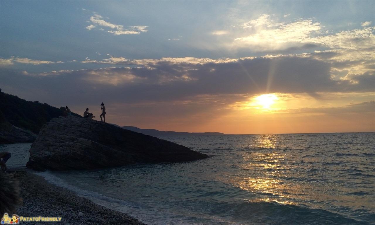 [cml_media_alt id='6463']Ksamil - La spiaggia di Pulbardha al tramonto[/cml_media_alt]