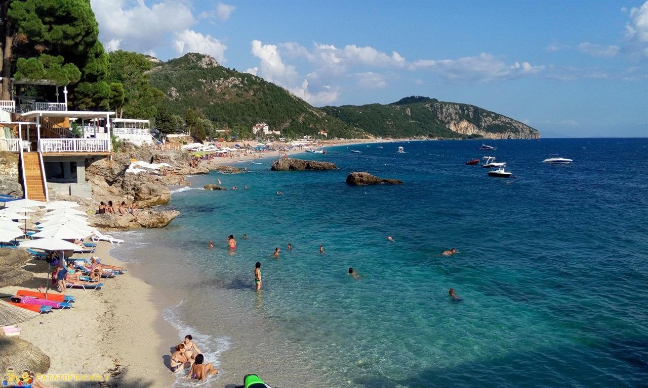 Le più belle spiagge della Riviera Albanese del sud - Dhermi